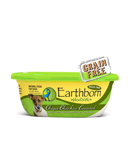 Earthborn Holistic® Chip's Chicken Casserole™ for Dogs