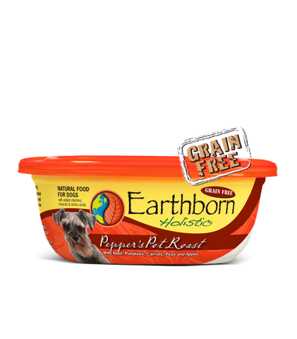 Earthborn Holistic® Pepper's Pot Roast™ for Dogs