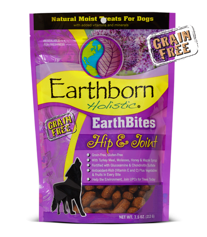 Earthborn Holistic® EarthBites™ Hip & Joint Dog Treats