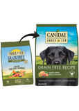 CANIDAE® UNDER THE SUN® GRAIN FREE RECIPE Dog Food  WITH CHICKEN
