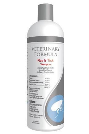 Veterinary Formula-Clinical Care Flea & Tick Shampoo