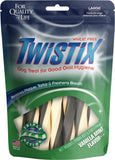 Twistix® Vanilla Mint Dog Dental Treats