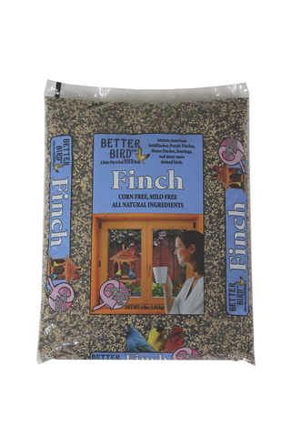 Better Bird Finch Seed