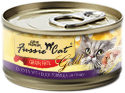Fussie Cat Chicken With Duck Formula In Gravy For Cats