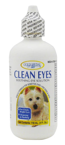 Clean Eyes for Dogs and Cats