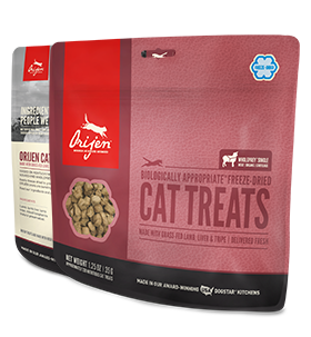ORIJEN Grass-Fed Lamb Freeze Dried Cat Treat