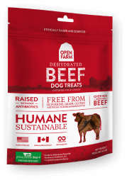 Dehydrated Beef Treats for Dogs