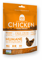 Dehydrated Chicken Treats for Dogs