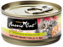 Fussie Cat Tuna with Prawns