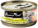 Fussie Cat Tuna with Shrimp