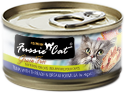 Fussie Cat Tuna With Threadfin Bream Formula In Aspic