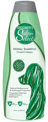 Groomer's Salon Select Herbal Shampoo