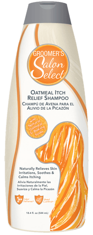 Groomer's Salon Select Oatmeal Itch Relief Shampoo