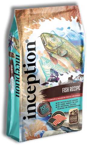 Inception® Fish Recipe for Dogs