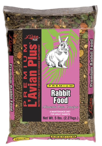 L'avian Plus Rabbit Food
