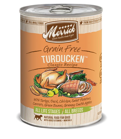 Merrick Classic Turducken Wet Dog Food