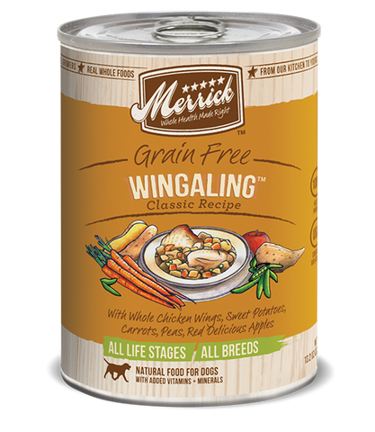 Merrick Classic Wingaling Wet Dog Food