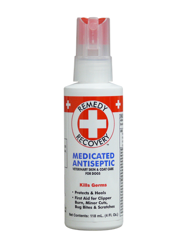 Medicated Antiseptic Spray