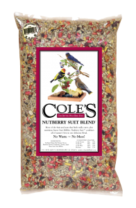 Cole's Nutberry Suet Blend Bird Seed