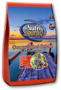 NutriSource Ocean Select Entrée Cat Food