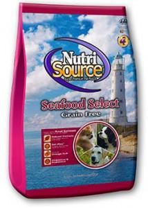 NutriSource® Seafood Select Grain Free Dog Food