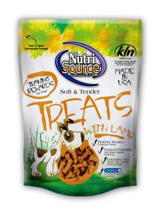 NutriSource®  Soft & Tender Lamb Treats for Dogs