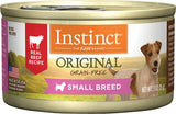 Nature's Variety Instinct® Original Real Beef Recipe for Small Breed Dogs