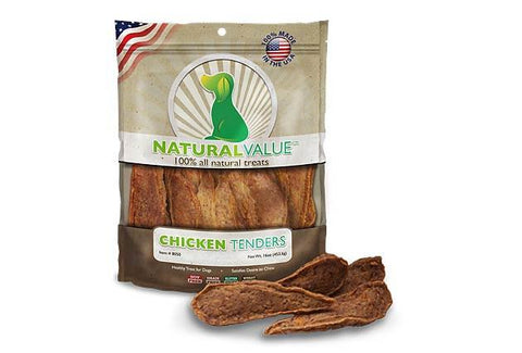 Natural Value™ Chicken Tenders for Dogs