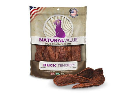 Natural Value™ Duck Tenders for Dogs
