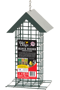Wild Delights Block Feeder