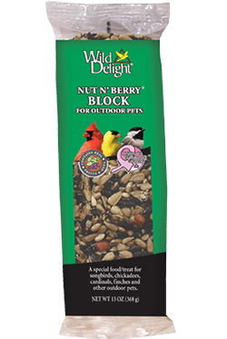 Wild Delights Nut N' Berry® Block