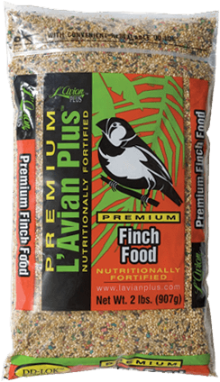 L'avian Plus Finch Food