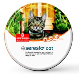 Bayer Seresto® for cats