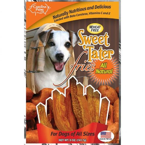 Carolina Prime Sweet 'Tater Fries for Dogs