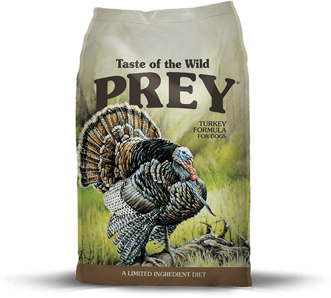 Taste of the Wild PREY® Turkey Limited Ingredient Formula for Dogs