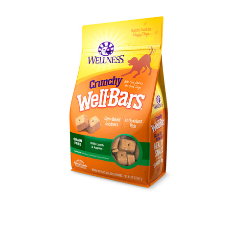 Wellness® WellBars Lamb & Apples