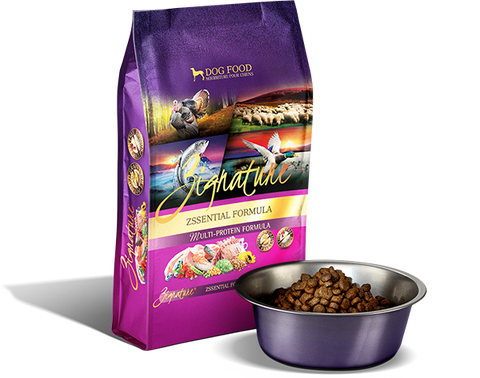Zignature Zssential Formula Dog Food