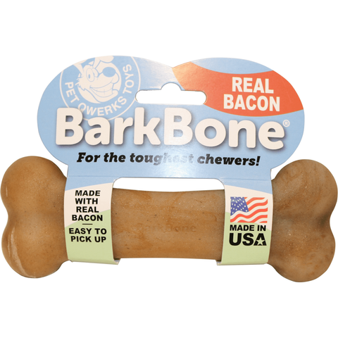 P.Q. BarkBone Real Bacon