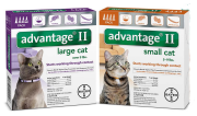 Bayer Advantage® II for cats