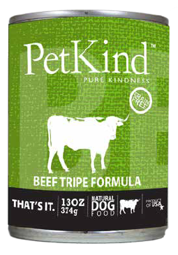 Beef Tripe Canned Formula Dog Food
