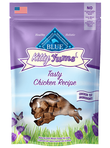 Blue Buffalo BLUE Kitty Yums® Tasty Chicken for Cats
