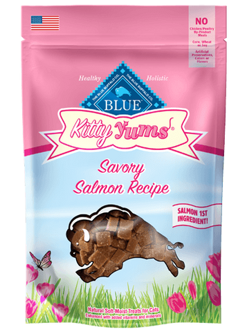 Blue Buffalo BLUE Kitty Yums® Savory Salmon for Cats