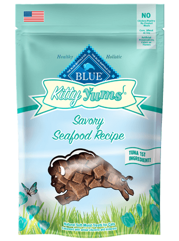 Blue Buffalo BLUE Kitty Yums® Savory Seafood Recipe for Cats
