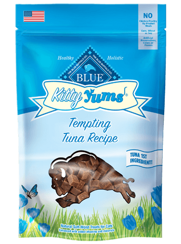 Blue Buffalo BLUE Kitty Yums® Tempting Tuna for Cats