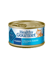 Blue Buffalo BLUE Healthy Gourmet Flaked Chicken Entrée for Cats