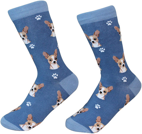 Sock Daddy Breed Socks, Chihuahua Fawn