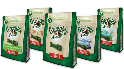 Greenies Original Dental Chews for Dogs