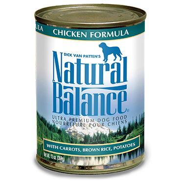 Natural Balance Ultra Premium Chicken Canned Dog Formula