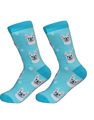 Sock Daddy Breed Socks, French Bulldog