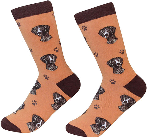Sock Daddy Breed Socks, German Shorthaired Pointer